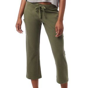 Women's Alternative Terry Cropped Utility Pant